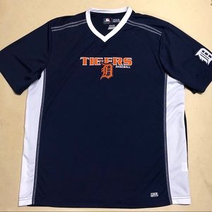 Detroit Tigers - MLB Men's Baseball Tee ⚾️